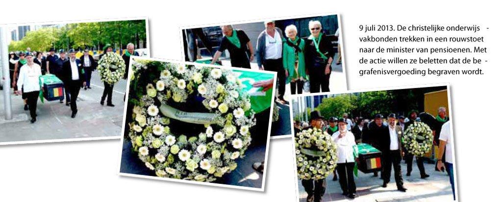 begrafenisvergoeding